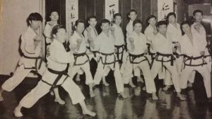 Early 3-Month ITF Instructors Course in Seoul Korea